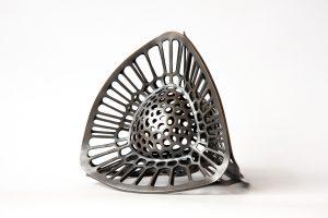 Tomáš Medek - Diatom, bronz, objekt