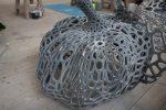 Tomáš Medek -Twins, 3D tisk, ABS plast, socha, objekt