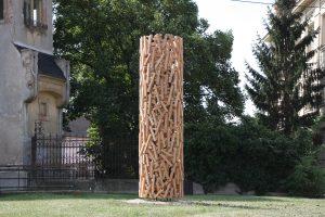 Tomas Medek, Tower, socha, objekt
